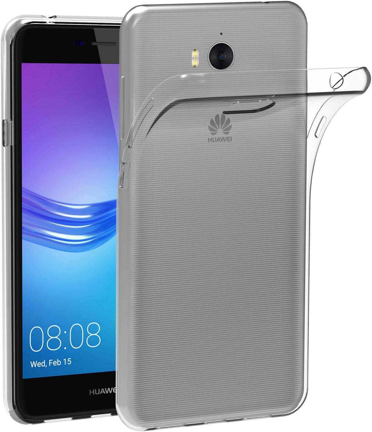 ivoler Funda Carcasa Gel Transparente para Huawei Y6 2017 / Huawei ...