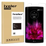 iVoler Pellicola Vetro Temperato per LG G Flex 2 [Garanzia a Vita], Pellicola Protettiva, Protezione per Schermo