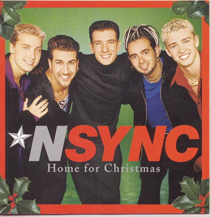 The Best Nsync  Home For Christmas