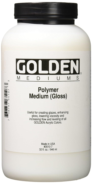Golden 0003510-7 32oz. - 946ml - Gloss Polymer Jug - Medium MACPHERSON