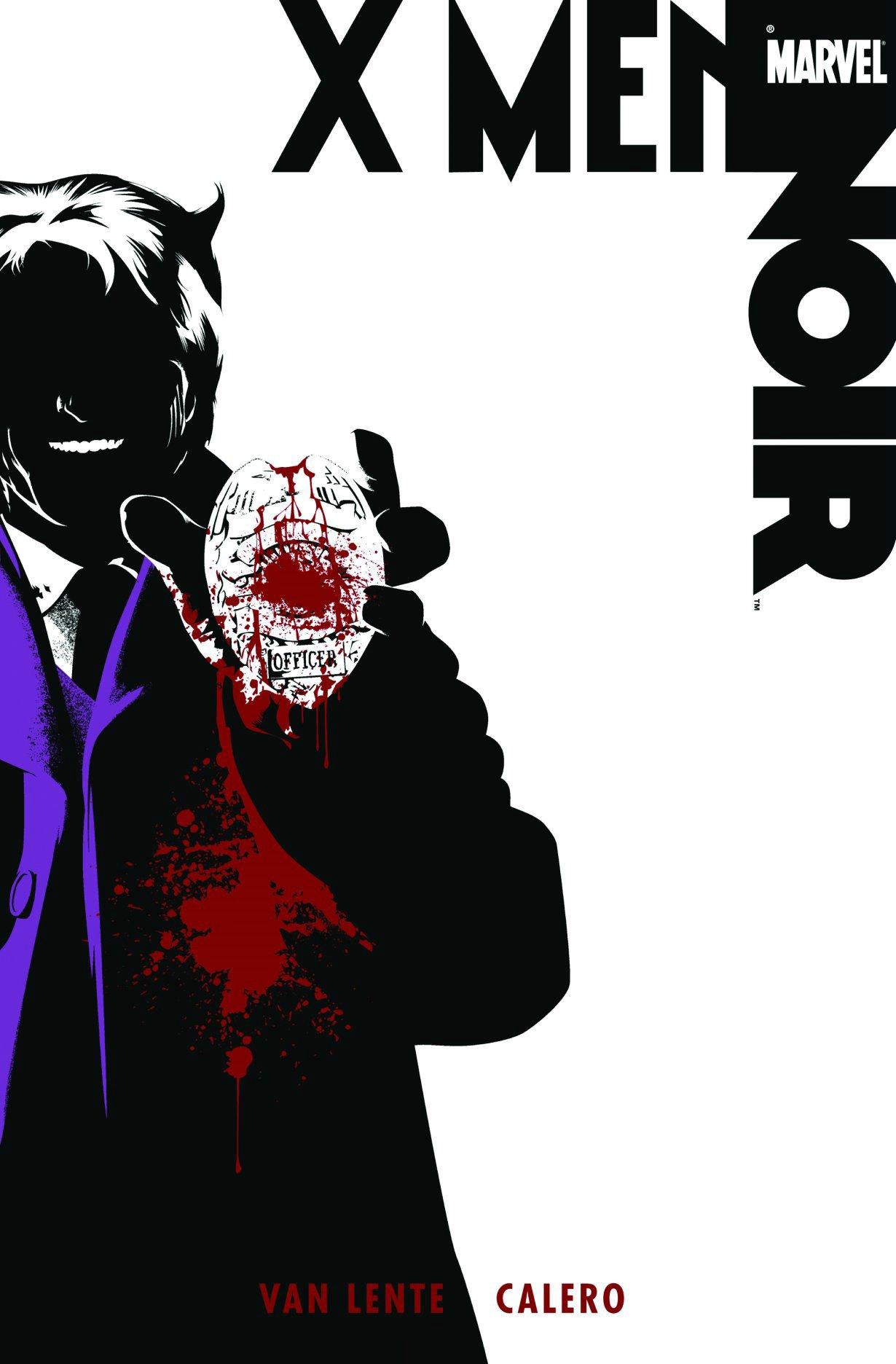 X-Men Noir pdf