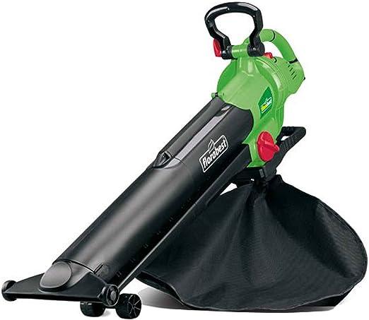 Flora Best® aspiradora de hojas 3 en 1, ventiladores y picadora: Amazon.es: Jardín