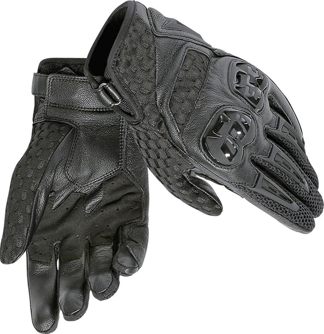 Size XL AIR HERO UNISEX GLOVES Black//Black
