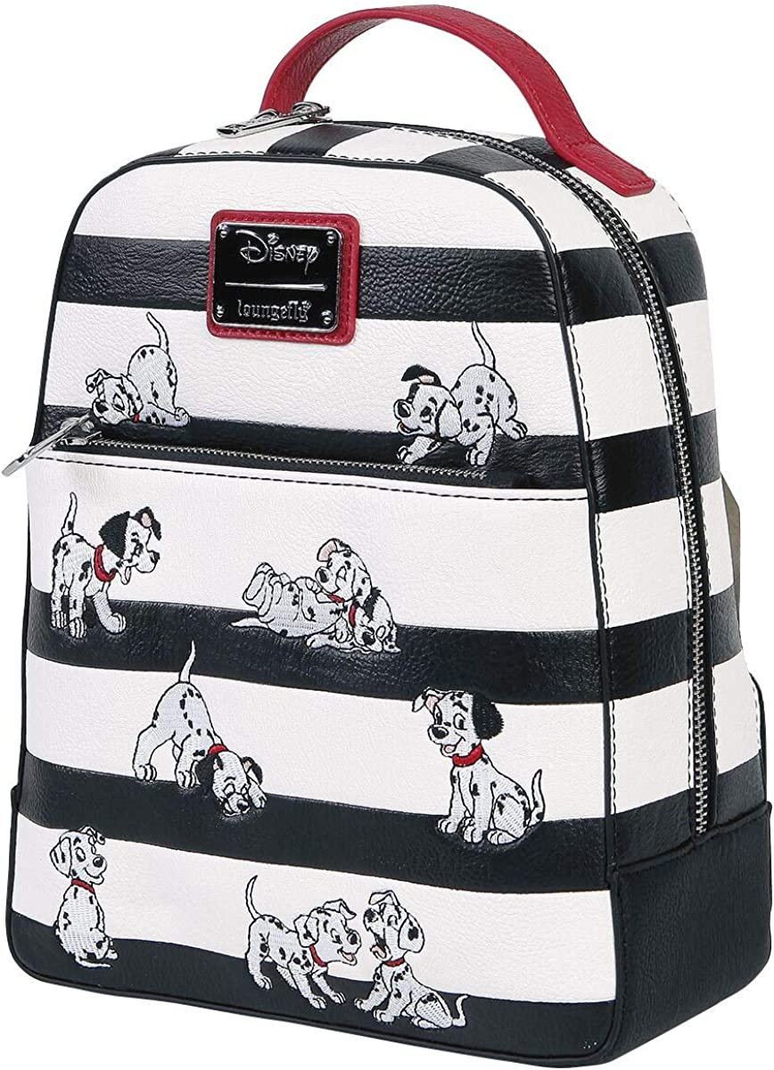 Loungefly 101 Dalmatians Faux Leather Mini Backpack
