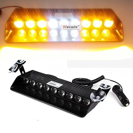 Amazon.com: 9Luz LED Wecade® estroboscópica ...