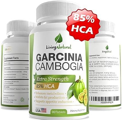 Garcinia Cambogia 1500 mg hca