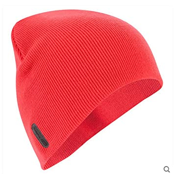 79af70e0af6 DECATHLON running warm hat knitted hat men and women sports hat   Amazon.co.uk  Sports   Outdoors