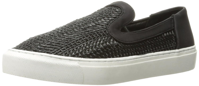 STEVEN by Steve Madden Women's Kenner Fashion Sneaker B01LX4G4SM 4.5 B(M) US|Black