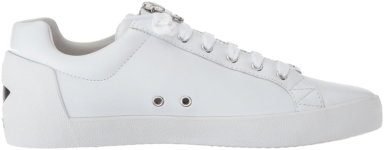 Ash Women's AS-Nirvana Sneaker B0757QRQ5G 41 M EU (11 US)|White/Black
