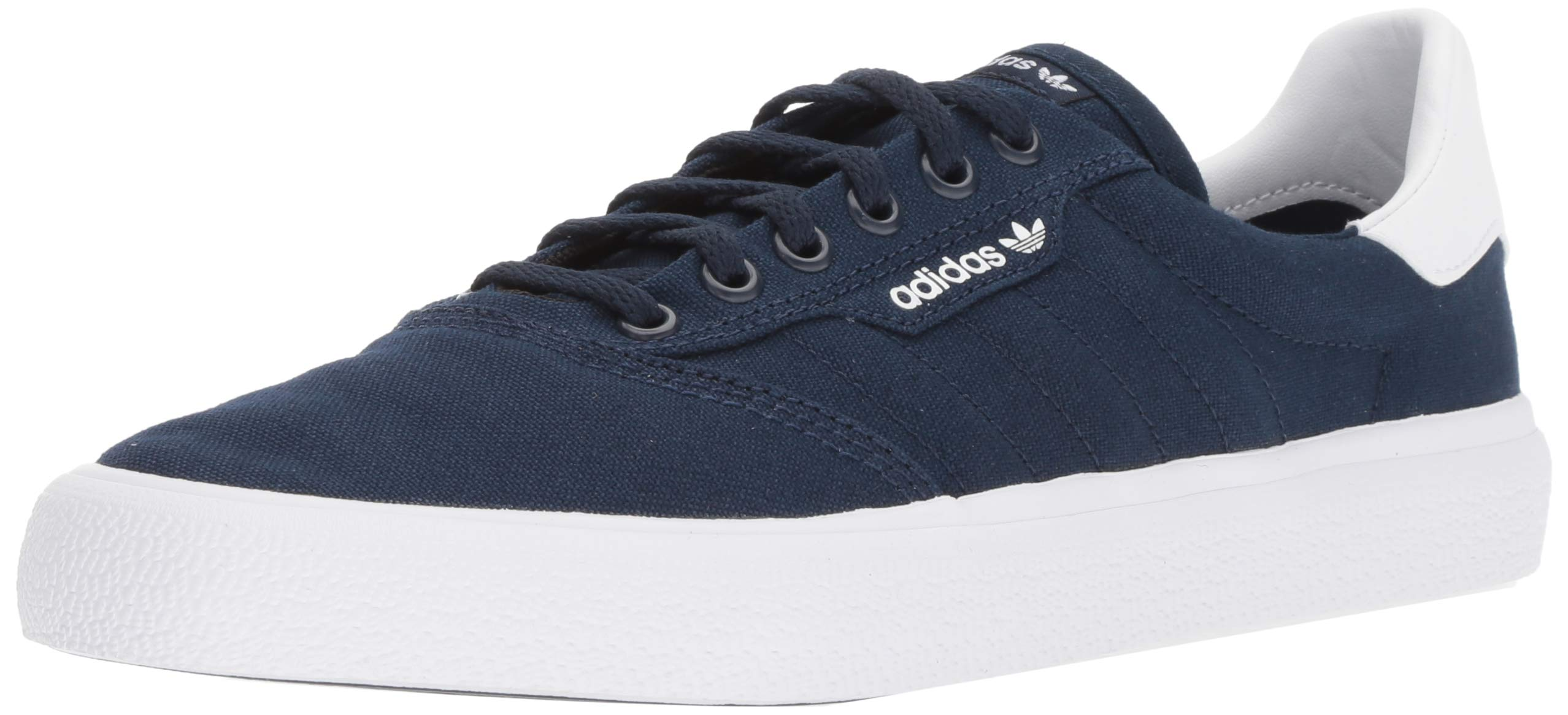 sale retailer 6c4ea 3bb3e Galleon - Adidas Originals 3MC Skate Shoe, Collegiate NavyWhite, 7.5 M US