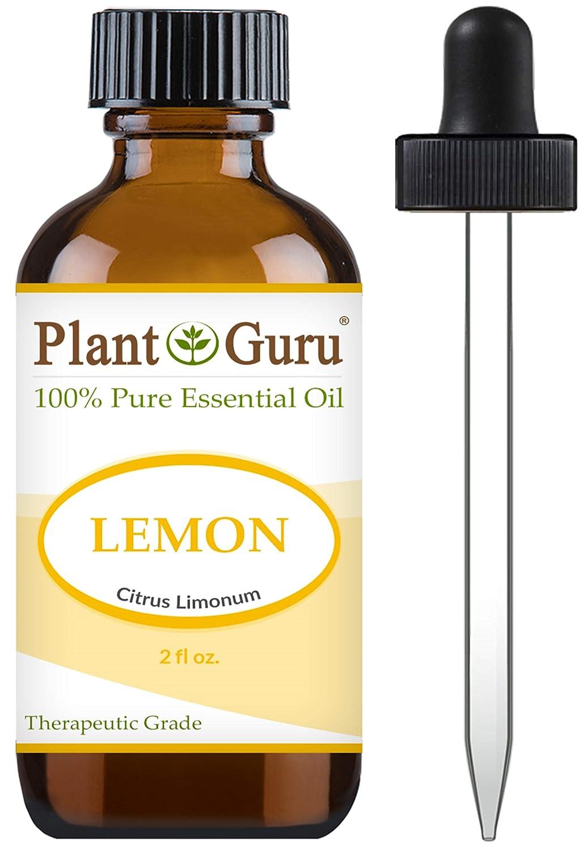 大勧め Lemon Undiluted, 100% Essential Oil. 59 ml. (2 oz.) 100% Pure, by Undiluted, Therapeutic Grade. by Plant Guru B00TWCMR08, ヤワラムラ:e466ff83 --- arianechie.dominiotemporario.com