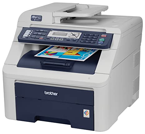 Brother MFC-9120CN Digital Color todo en uno impresora con ...