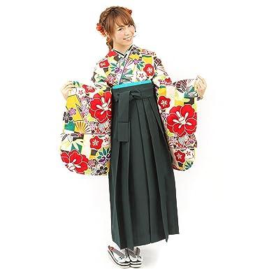b6a66ddf651 Amazon.com: Kimono Ohkini Women's Japanese Hakama Kimono Women Andon ...