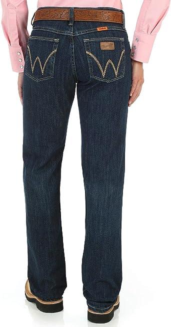 Amazon Com Wrangler Riggs Workwear Pantalones Vaqueros Para Mujer Clothing