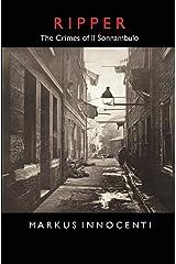 Ripper: The Crimes of Il Sonnambulo Paperback