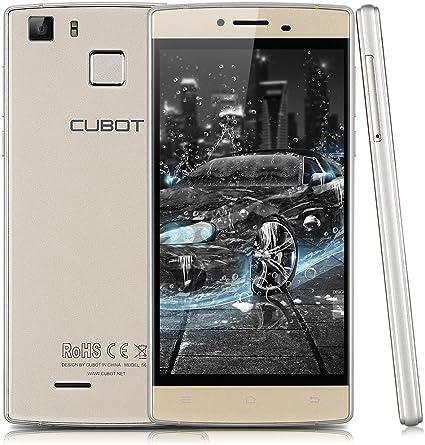 CUBOT S600 - Smartphone Libre 4G Android 5.1 (Quad Core, Pantalla 5.0