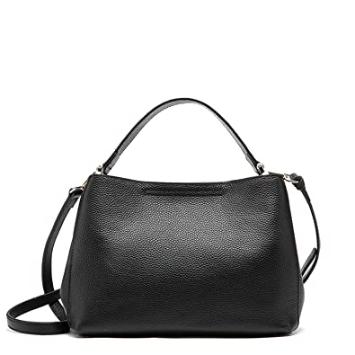 cb76bed669 Amazon.com  2019 Classic Women Bags genuine leather Totes Bags Women  Crossbody Bag real leather Handbag Ladies Large Brand Bag  Shoes