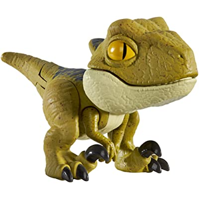 Jurassic World Snap Squad Velociraptor Delta: Toys & Games [5Bkhe1202330]