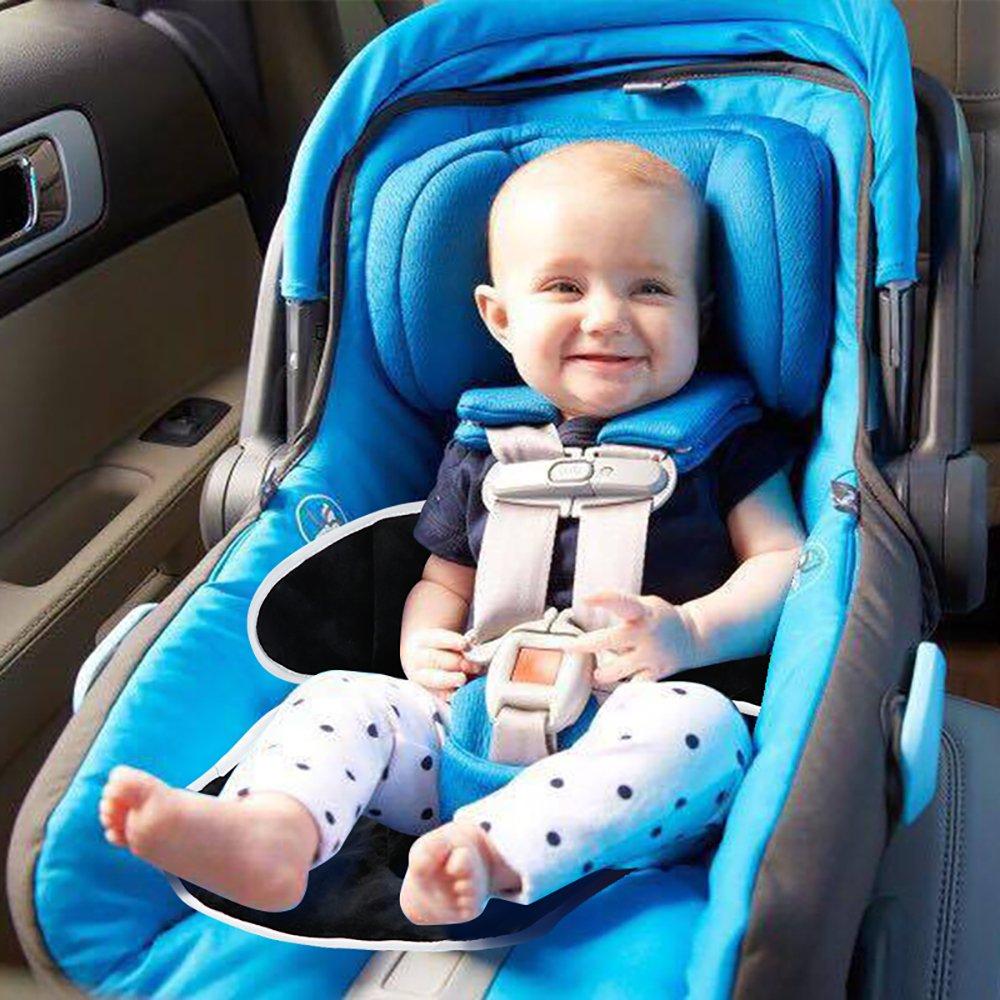 Amazon.com: Piddle Pad Car Seat Saver Crash Tested for Car Seat ...