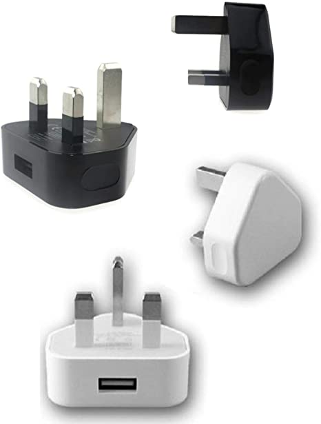 USB Power Adapter CE Charger Wall Plug