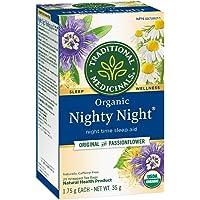 Traditional Medicinals Organic Nighty Night, 20 tea bags, 35g
