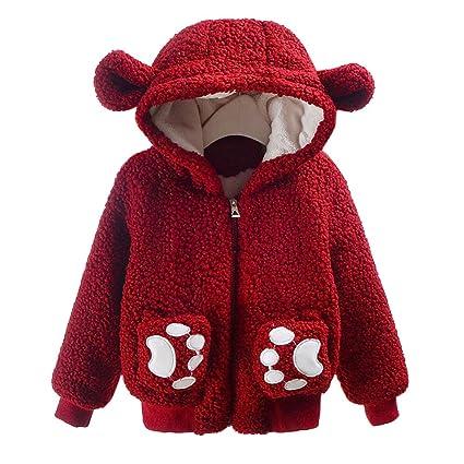 Super Cute Little algodón chaqueta, Kaiki oso de peluche ...