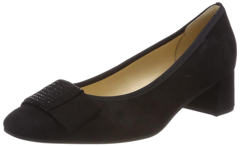 Gabor Shoes Gabor Basic, Zapatos de Tacón para Mujer 35 EU|Negro (Schwarz Schwarz)
