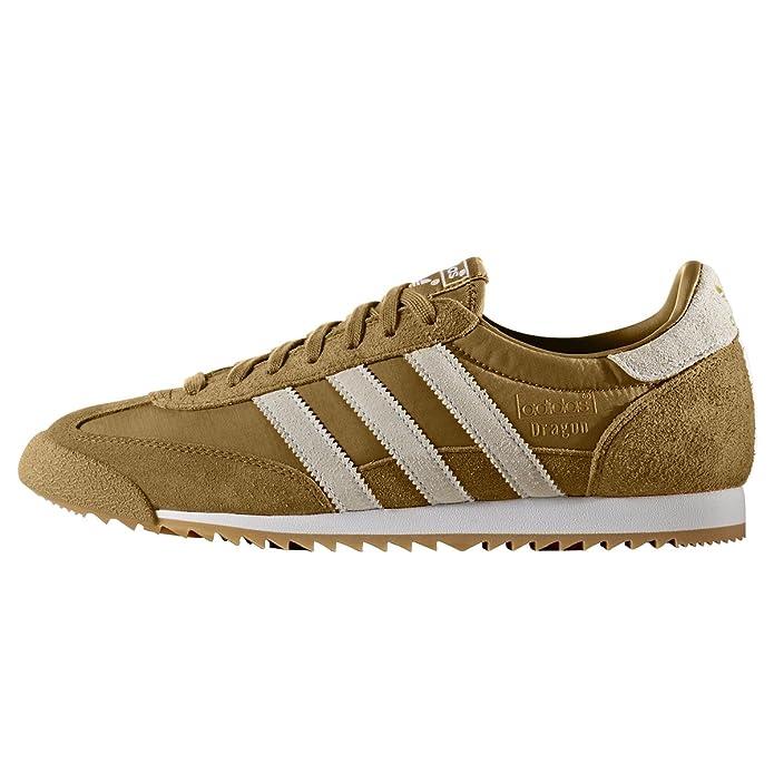 sports shoes 99386 d6326 Adidas Dragon Vintage BB1262. Scarpe Donna. Sneakers. (38 2 3 EU,  Mesa White Gum)  Amazon.it  Scarpe e borse