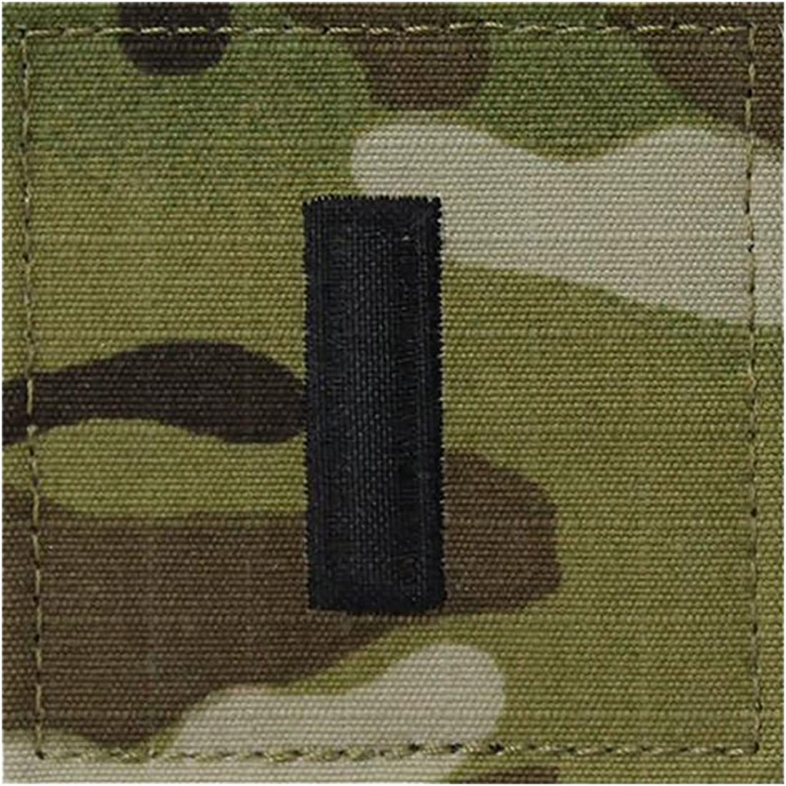 Army Touch Fastener White // Olive Bw Insignia: Staff Captain