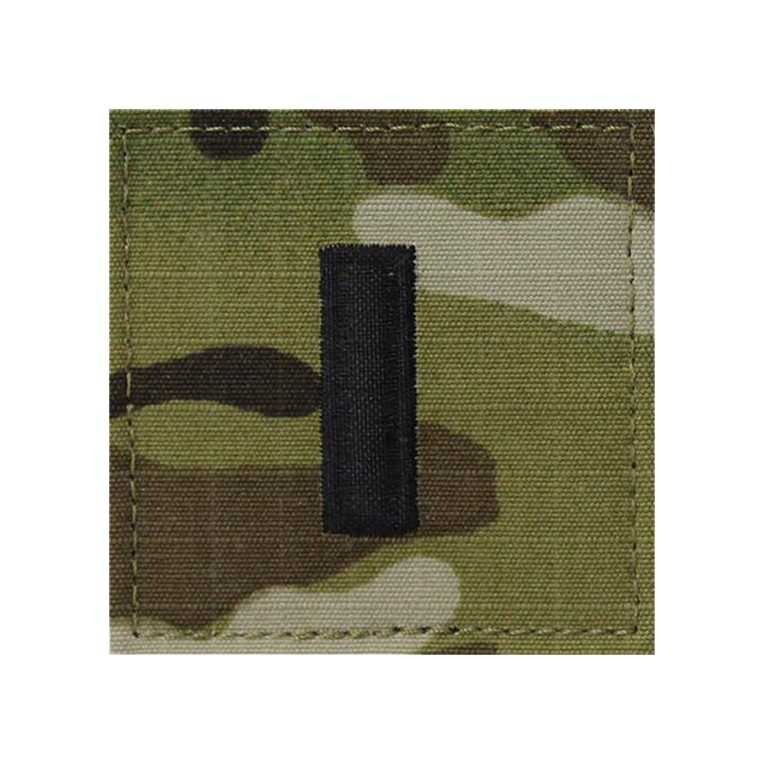 Multicam OCP Officer Rank Insignia With Fastener (1ST LIEUTENANT) by Uniform Accessories Unlimited Inc (Image #1)