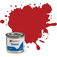 Humbrol AA1660 - Pintura de Esmalte, Rojo