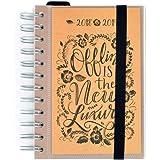 Grupo Erik Editores Lily & Val - Agenda escolar con espiral ...