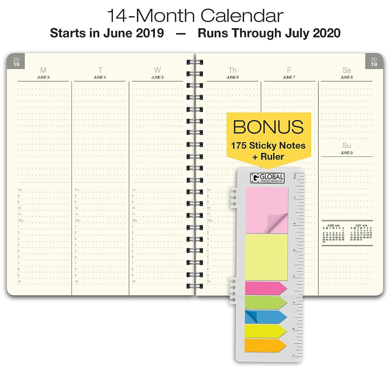 Amazon.com: Essential planificador mensual y semanal 2018 de ...