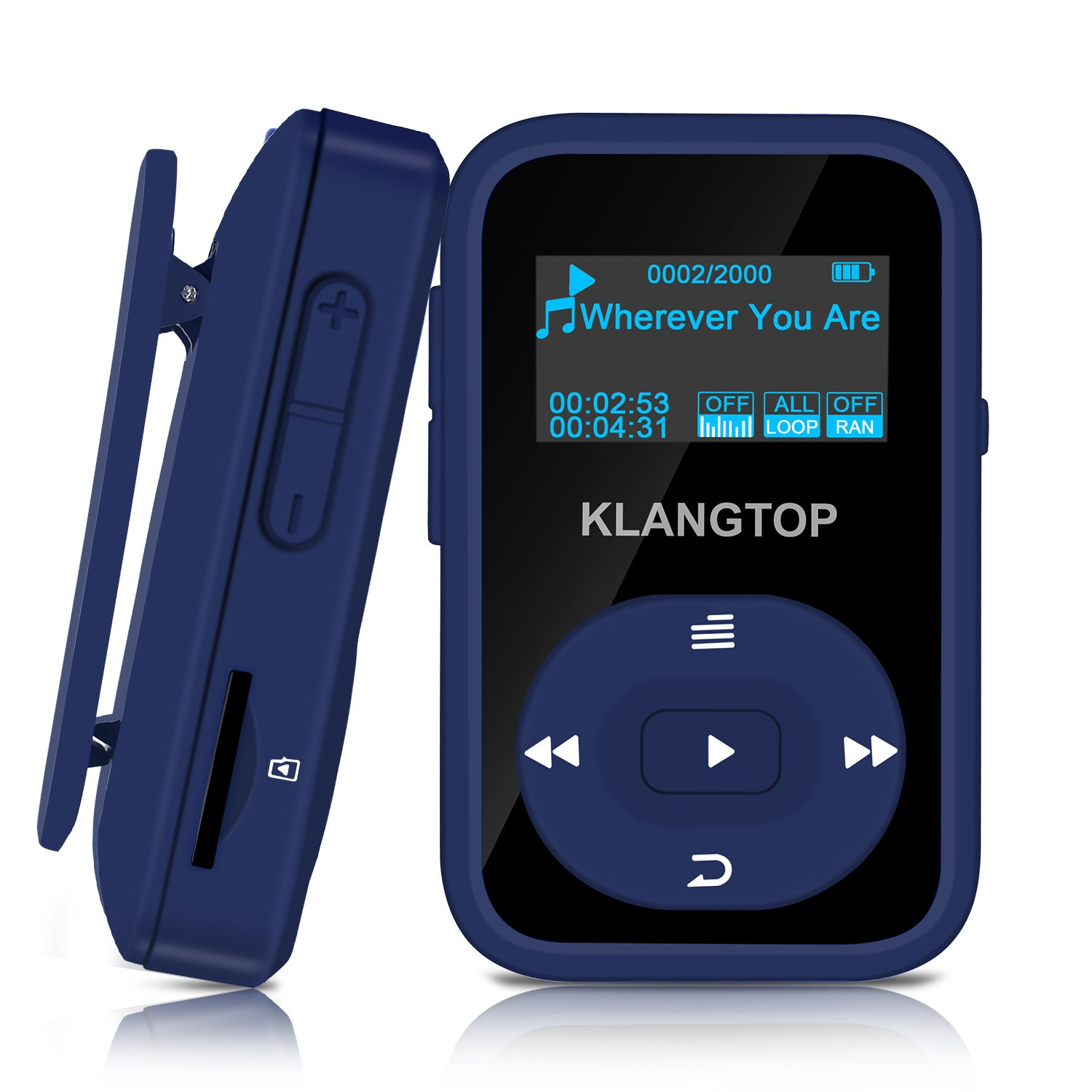 Top 10 Best Cheap Mp3 Players under $50 (2019 Reviews) 8