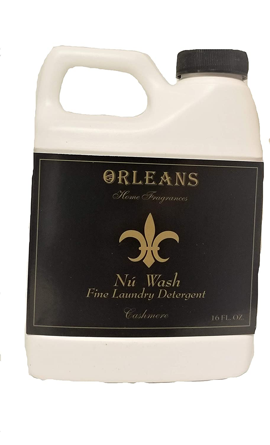 Orleans Home Fragrances Nu Wash 16oz bottle - Cashmere