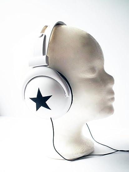casque audio avec etoile