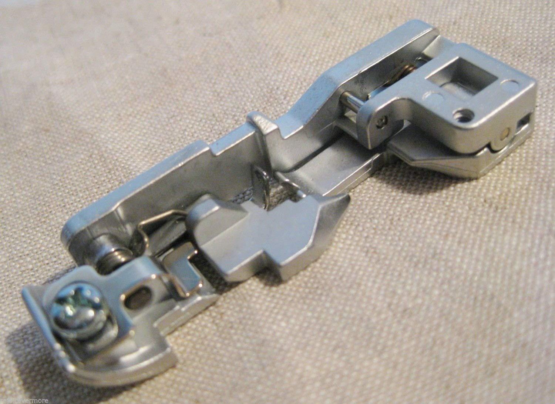 Bernette Funlock Serger Regular Foot for Model MO335 # 50128404 Bernina compatible