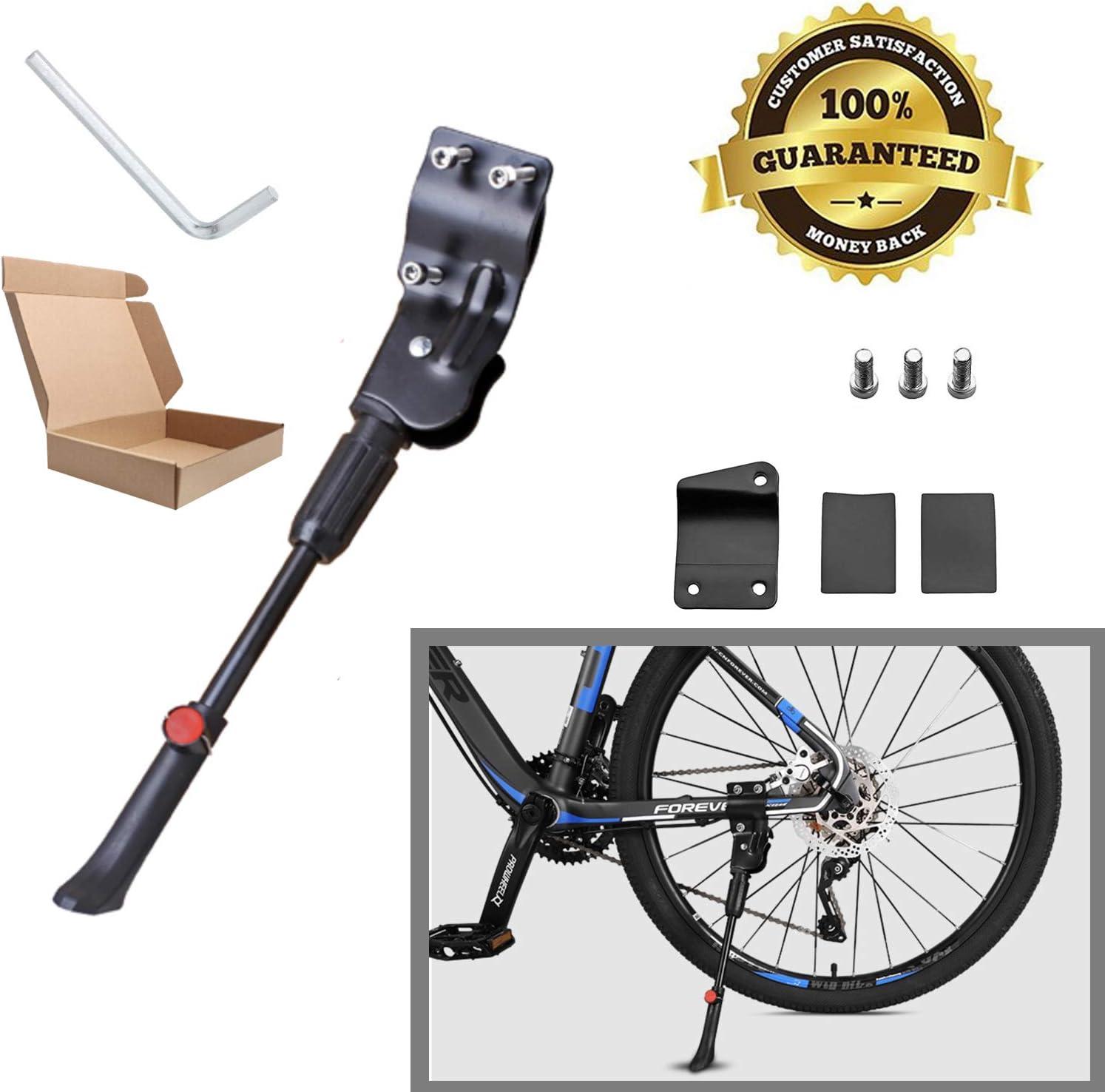 Sunshine smile Pata de Cabra Bicicleta Aluminio Soporte Ajustable ...