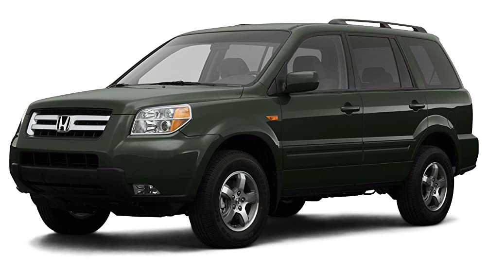 2007 honda pilot reviews images and specs. Black Bedroom Furniture Sets. Home Design Ideas