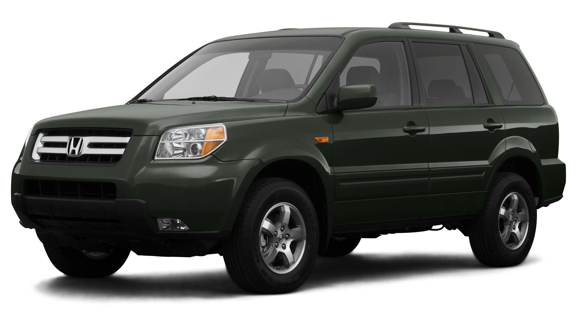 2007 honda pilot reviews images and specs vehicles. Black Bedroom Furniture Sets. Home Design Ideas