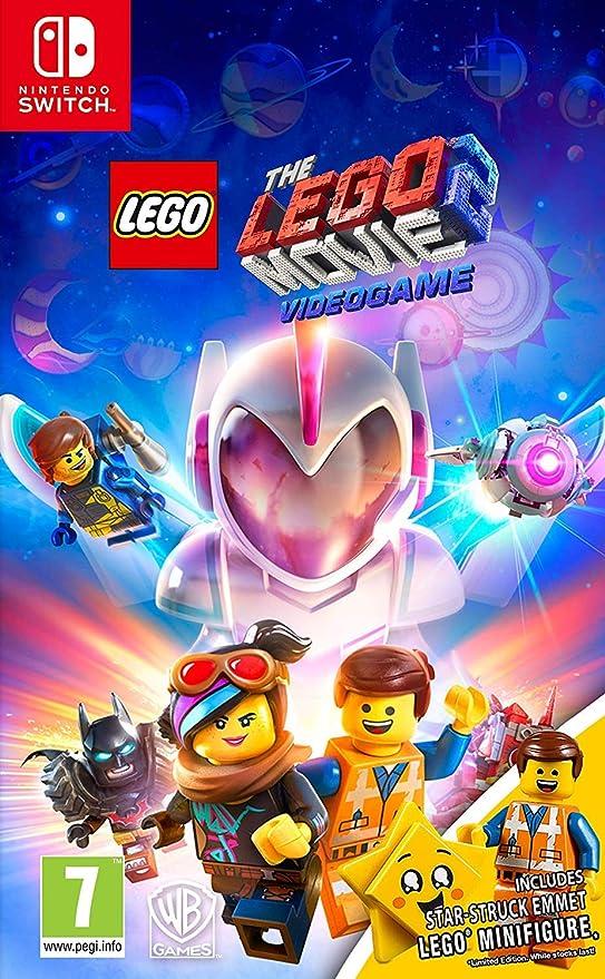 The LEGO Movie 2 Videogame Minifigure Edition Emmet (Nintendo ...