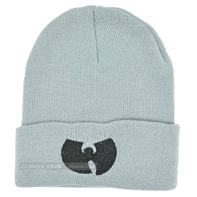 Wutang Clan Winter Warm Knitted Beanie Hat One Size Fits Beanie Music Skullies