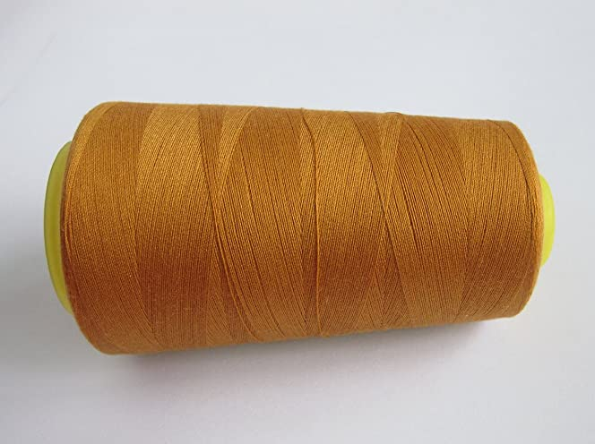 1 Spool 40S//2 Rainbow Polyester Sewing Quilting Threads for Jeans Leather Canvas
