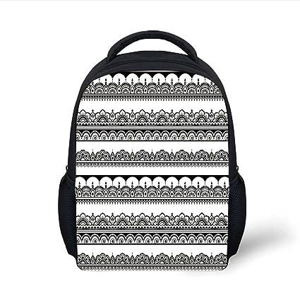 Amazon.com  iPrint Kids School Backpack Henna a7f6a7940c823