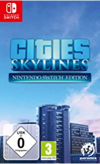 Cities Skyline Nintendo Switch Edition