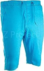 e13789927e7917 Trending Apparel Men Twill Jogger Shorts 5 Colors Slim Fit