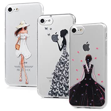 lot 3 coque iphone 7