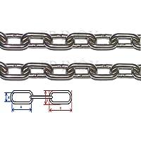 Chaine Diamètre 4mm INOX 316 - A4 Vendu AU Metre