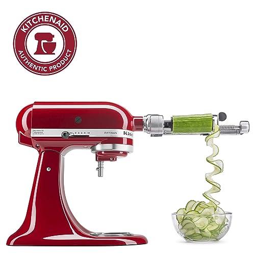 KitchenAid-Spiralizer-Plus-Attachment-with-Peel,-Core-and-Slice