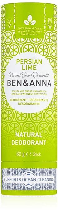 Ben & Anna Natural Soda Deodorant